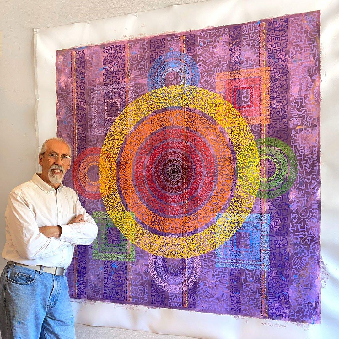 Carlos-Grasso-Mind-Tapestry-#7